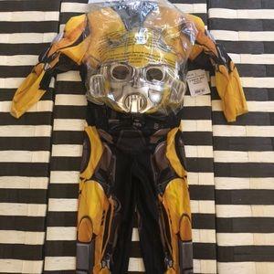 💛🖤 Bumblebee 🖤💛 Transformers kid Costume 💛🖤